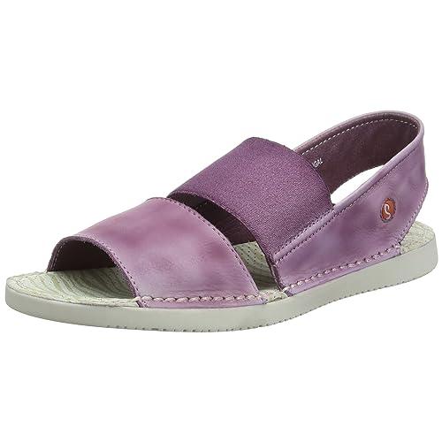 9aa2077f3b22 Softinos Women s Tai383sof Sling Back Sandals