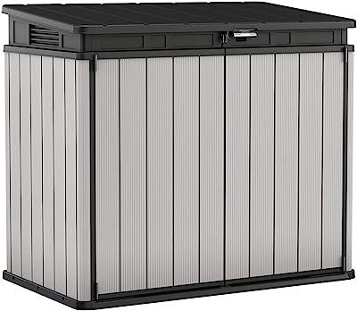 Keter 240790 Premier XL cobertizo de Almacenamiento Horizontal ...
