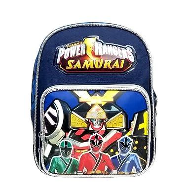 """Power Rangers Samurai Mini Backpack 10"""""""