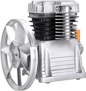 Goplus 3HP Air Compressor Aluminum Head Pump Motor 145PSI 11.5CFM Single Stage Twin Cylinder
