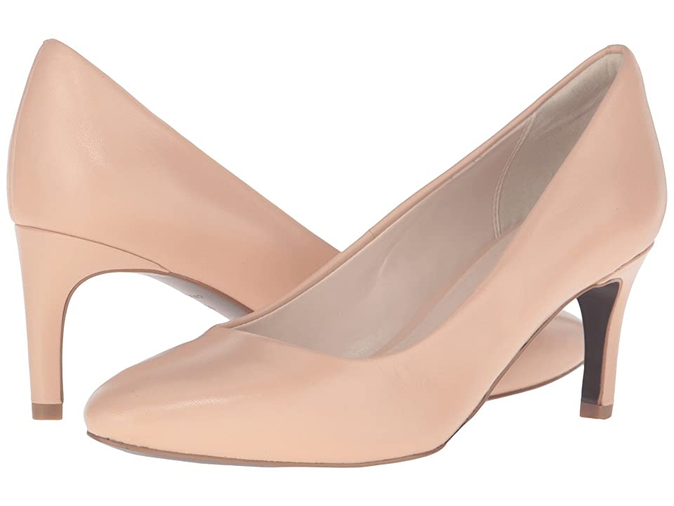 Cole Haan Clara Grand Pump 65mm (Nude Leather) Women