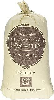 Charleston Favorites Stone Ground Grits - White 2 Lbs