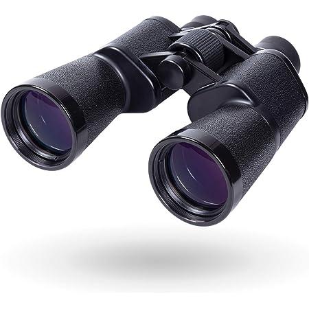 Kenko 双眼鏡 New Mirage 7×50 ポロプリズム式 7倍 50口径 星空観測 バードウォッチング 103168 ブラック