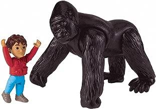 Fisher-Price Go Diego Go Mighty Gorilla Recue Set
