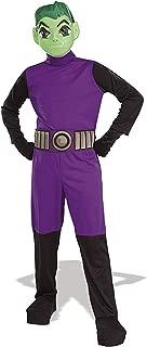 Big Boys' Titans Beast Boy Costume - S