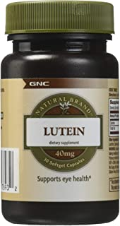 GNC Natural Brand Lutein