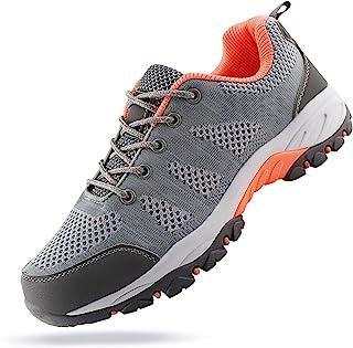 أحذية رياضية للمشي لمسافات طويلة للسيدات من جاباسيك محبوكة جيدة التهوية لممارسة الرياضة في الهواء الطلق