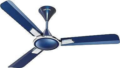 Seion Ceiling Fan Bloom 1200 MM Midnight Blue