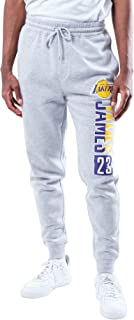 Ultra Game NBA Men's Players Active Fleece Jogger - Multiple Players Available