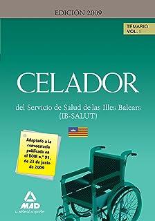 Celadores del ib-salut. Temario volumen i (parte jurídica)