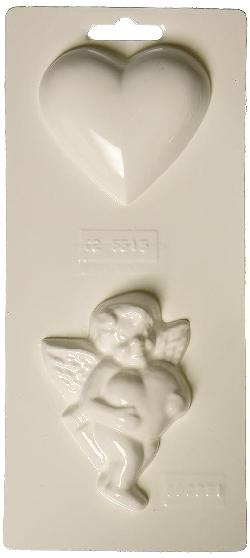 診療所聴く異なるSoapsations Soap Mold 4