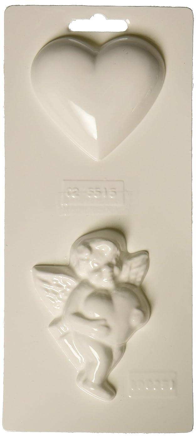 スプレー帳面記憶に残るSoapsations Soap Mold 4