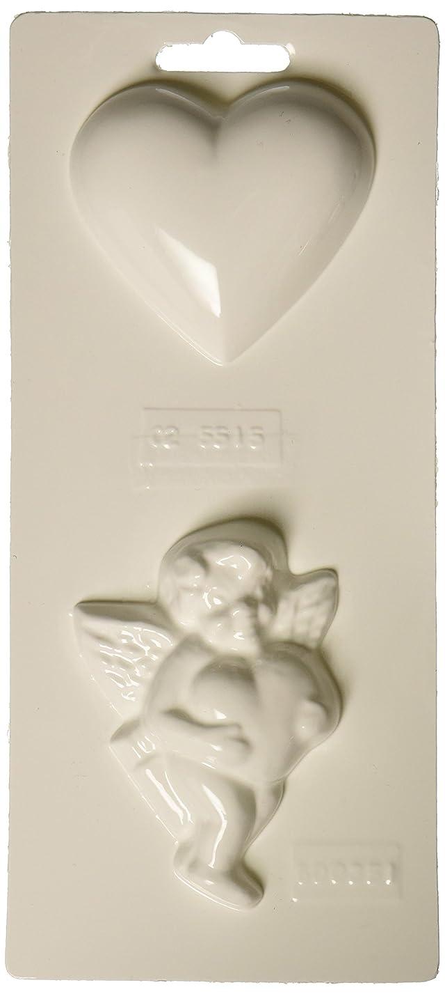 肥料ブレーキより平らなSoapsations Soap Mold 4