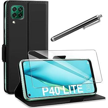 Snow Color Cover Huawei P40 Lite E // Y7p Portafoglio COBFE070356 Blu Funzione Staffa con Slot per Schede e Chiusura Magnetica per Huawei Y7p // Honor 9C Flip Custodia Portafoglio in PU,