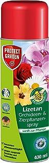 PROTECT GARDEN Lizetan Orchideen-und Zierpflanzenspray ehem. Bayer Garten gegen eine Vielzahl an saugenden Schädlingen, 400 ml