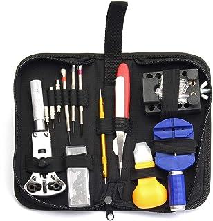 Frieed Regarder Les Outils de réparation Kit Back Case Bande Strap Strap Opener Link Remover Spring Bar 504pcs Durable