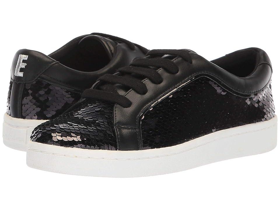 Sam Edelman Kids Blane Elizia (Little Kid/Big Kid) (Black/Silver) Girls Shoes