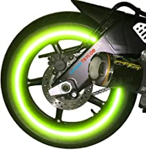 Best lime green motorcycle rims Reviews