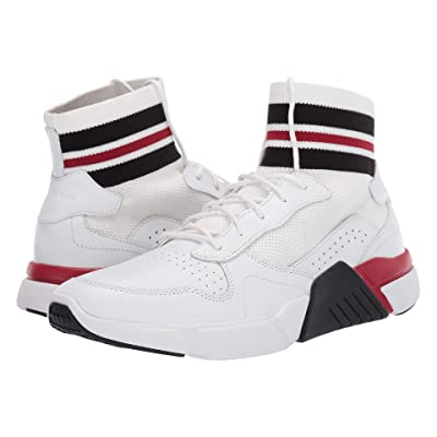 Mark Nason Block (White/Red/Navy) Men