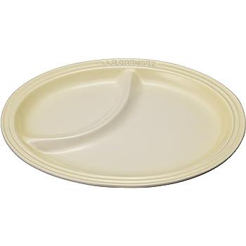ル・クルーゼ(Le Creuset)  皿 マルチ・オーバル・プレート (S)  デューン 耐熱 耐冷 電子レンジ オーブン 対応  【日本正規販売品】