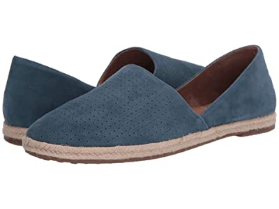 Me Too Sidonia (Sea Blue Suede) Women