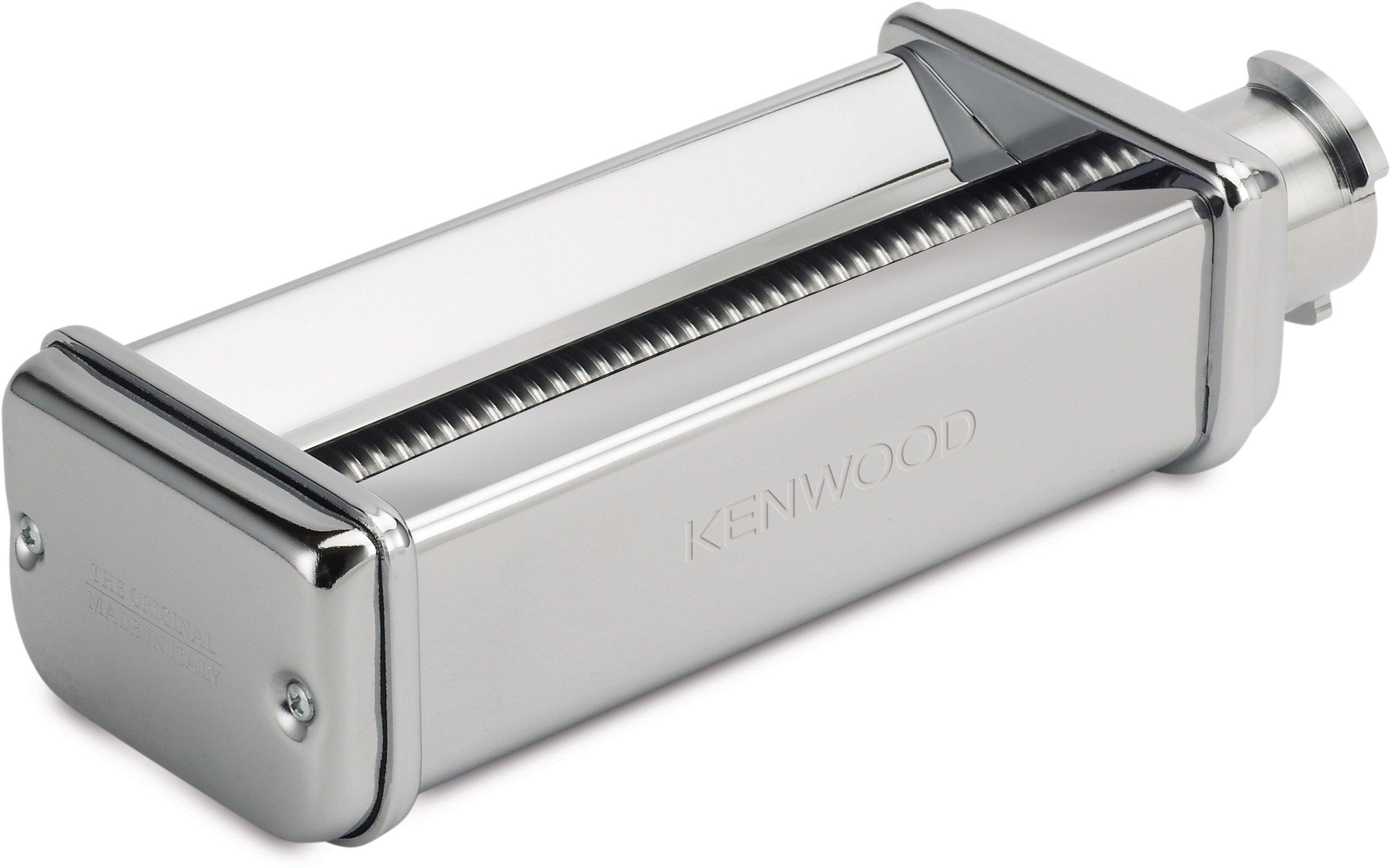 Kenwood KAX984ME - Accesorio para hacer espaguetis y pasta (accesorio para robot de cocina, apto para todos los robots de cocina Chef y kMix, acero inoxidable): Amazon.es: Hogar