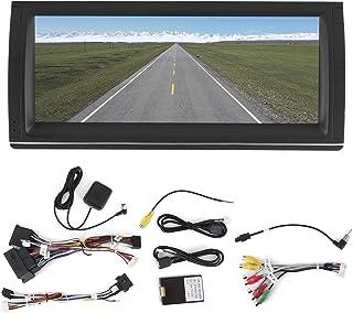 Navegador GPS para carro, caminhonete profissional Bluetooth de 10,2 polegadas, navegação GPS com tela HD, alerta de freio...