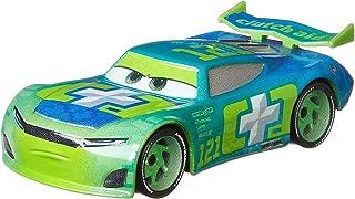 لعبة سيارة نوح غوكيك من مسلسل كارز من ديزني بيكسار/ مقاس 1:55/ لون اخضر