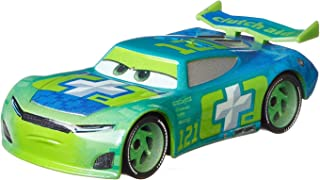 Disney Pixar Cars Noah Gocek Vehicle/ 1: 55 scale / green