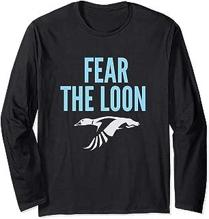 Minnesota Soccer Fear The Loon | FC Long Sleeve T-Shirt