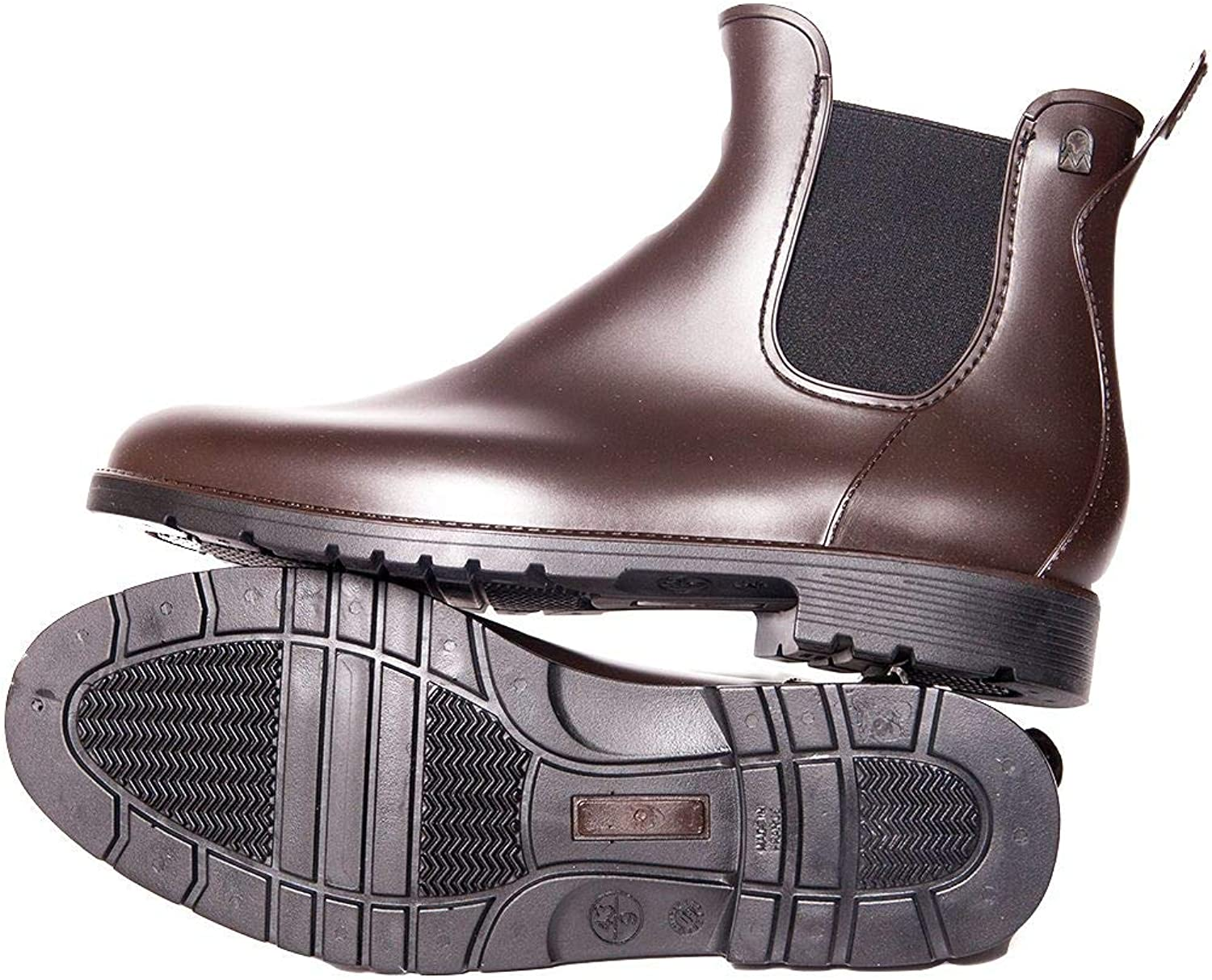 Mens Short Ankle Everyday Jumpy Chelsea Boot