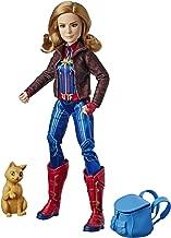 Marvel Captain Marvel Movie Captain Marvel Super Hero Doll Goose The Cat (Ages 6 & Up)