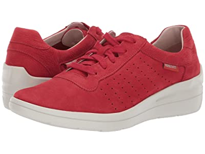 Mephisto Chris Perf (Scarlet Bucklux) Women