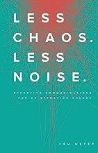 less clutter less noise