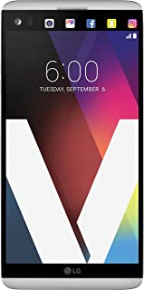 LG Electronics V20 - Factory Unlocked GSM Phone - Silver