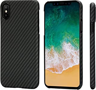 PITAKA Slim Case Compatible with iPhone X 5.8
