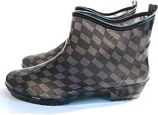 [ITALICO] (charming) (全12色) S(22cm)~LL(25cm) 日本製 ラバーブーツ カラバリ豊富 レインショートブーツ 防水 雨靴 ガーデンシューズ ペタンコブーツ ラバーブーツ JAPAN