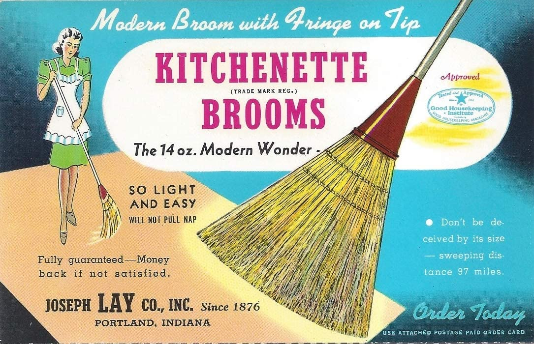 Kitchenette Broom The Original 2 Brooms Fashion Seattle Mall