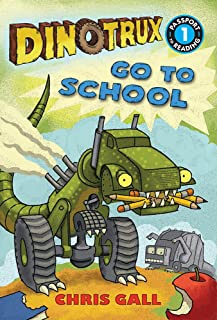 Best dinotrux go to school Reviews