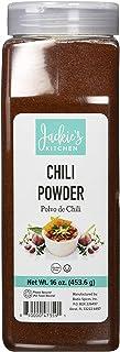 Jackie's Kitchen 4/16oz - Chili Powder, 16 Oz (Pack Of 4)