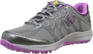 Columbia Women's Conspiracy Titanium Outdry Trail Mesh Outdoor Sneakers