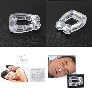 Msmask Nueva parada segura que ronca Anti Snore Nose Clip Tr