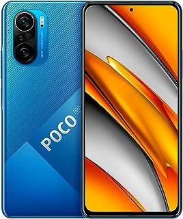 Xiaomi Poco F3 – smartfon 128 GB, 6 GB RAM, Dual SIM, Deep Ocean Blue