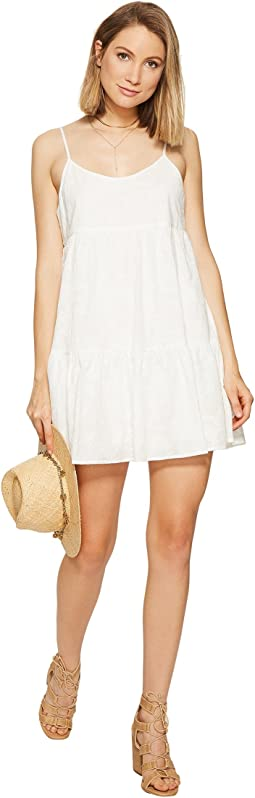 Kendra Embroidered Dress