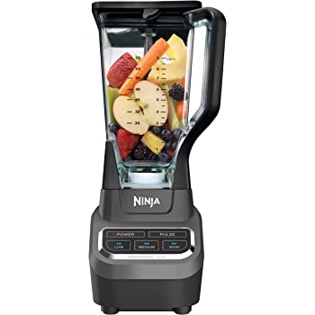 Ninja Professional 72 Oz Countertop Blender-Best Large Blender for smoothie
