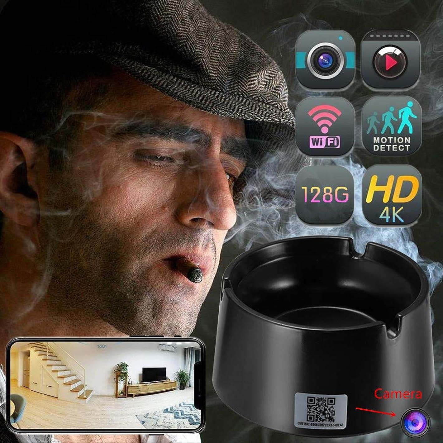 おじさん多様な洞窟隠しカメラ 4Kカメラ WiFi 1080P高画質 超小型 安全 監視カメラ 長時間ビデオ 移動検知 カメラ基盤 USB充電 防犯カメラ アクションカメラ ループ録画 ドライブレコーダー