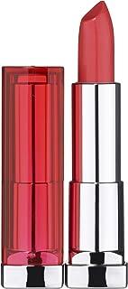 Maybelline Color Sensational Vivids - 910 Shocking Coral - Lipstick barra de labios Rojo - Barras de labios (Rojo Shockin...