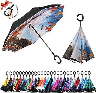 eiffel tower shaped umbrella