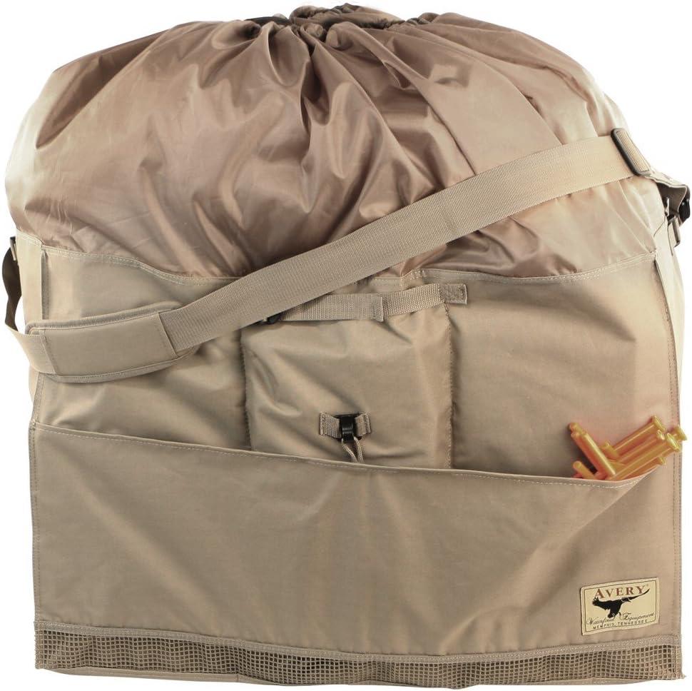 Avery 12-Slot Max 49% OFF Full Body Khaki Bag-Field Lesser Houston Mall
