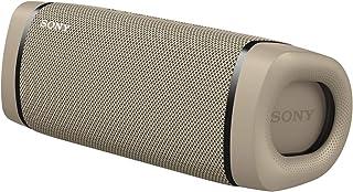 Sony SRS-XB33 draagbare, draadloze Bluetooth-luidspreker (meerkleurige lichtbalk, luidsprekerverlichting, waterafstotend, ...